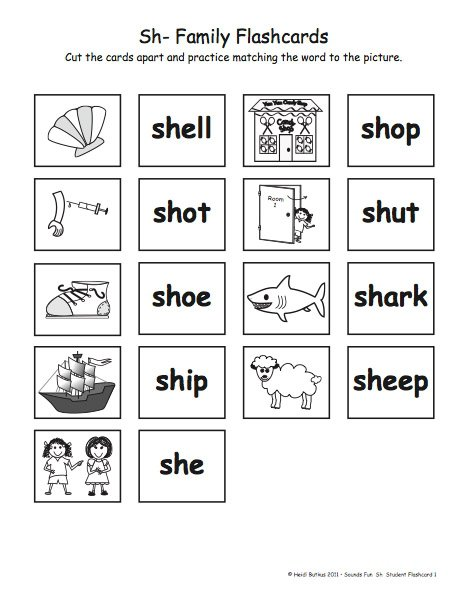Sh Digraphs Repinned By Speech, Language, Literacy Lab  Visit All