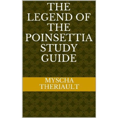 The Legend Of The Poinsettia Activities, Lesson Plans, Vocabulary