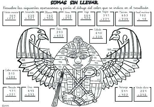 Third Grade Coloring Pages Coloring Math Worksheets For Third