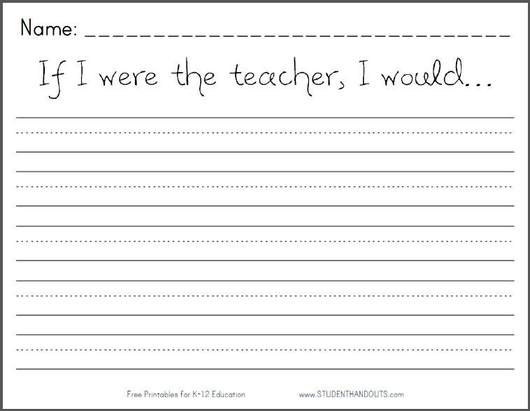 Transform Writing Prompt Worksheets For 1st Grade On Writing