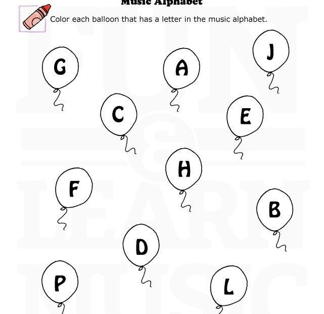 Worksheets On Alphabets Worksheets For All