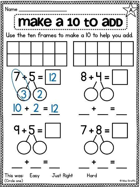 1110 Best Education Images On Free Worksheets Samples