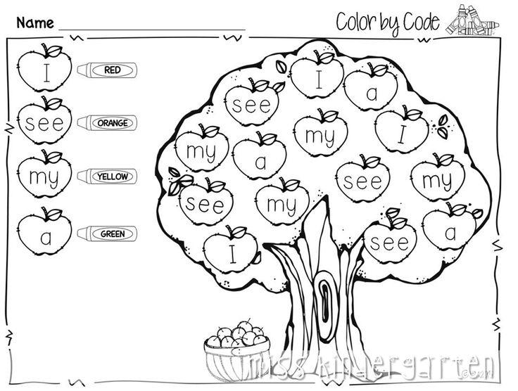 1124 Best Prek K Fun Images On Free Worksheets Samples