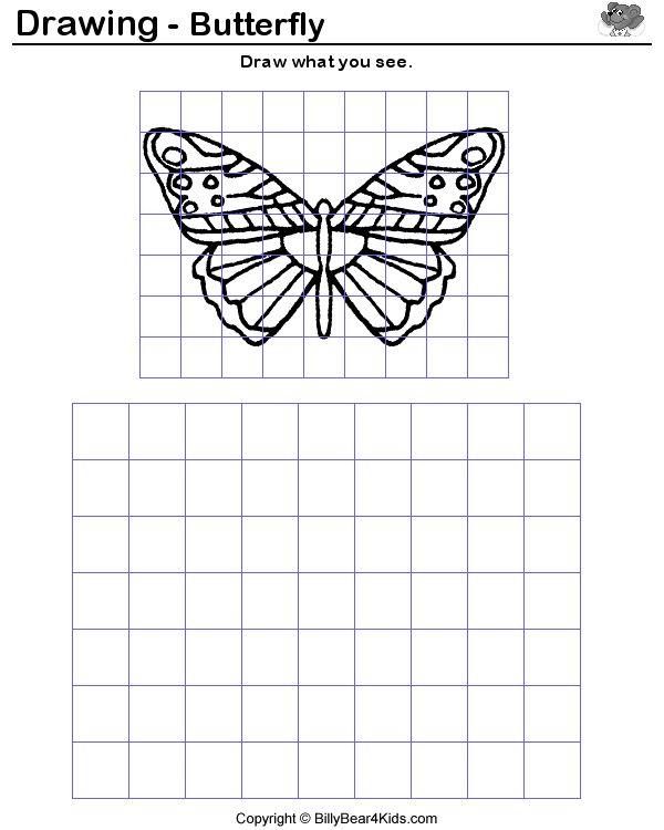 13 Best Grid Enlargement Images On Free Worksheets Samples