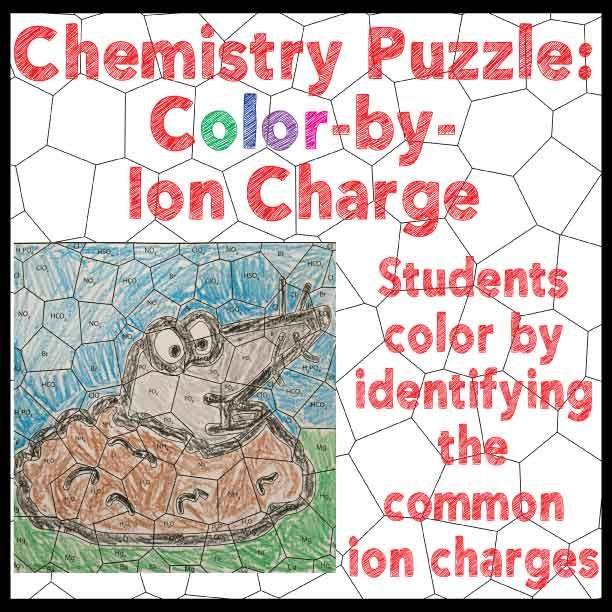164 Best Chemistry Images On Free Worksheets Samples