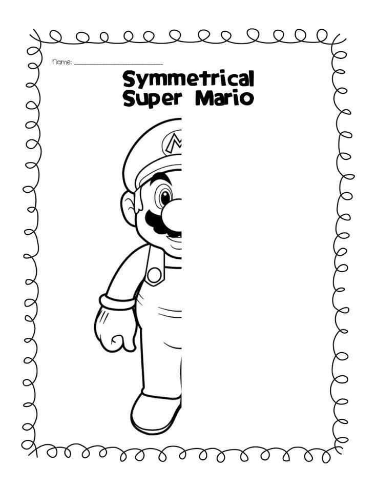 16 Fresh Gallery Of Mario Math Worksheets