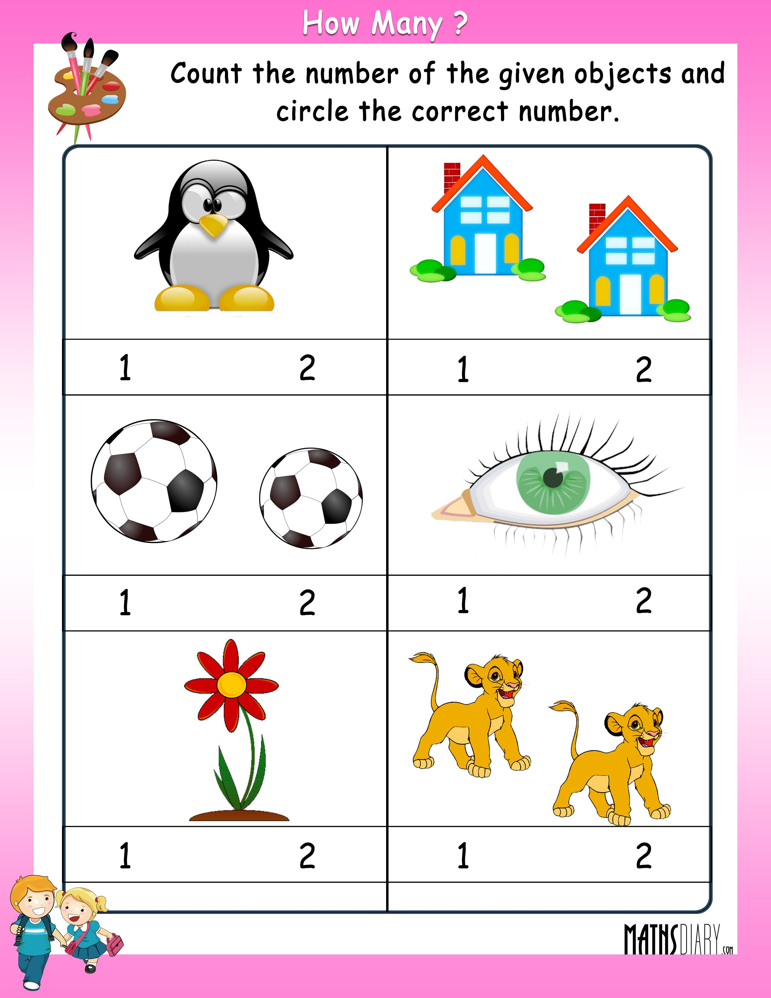 1 2 Worksheets The Best Worksheets Image Collection