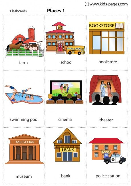 330 Best Esl Jobs And Town Images On Free Worksheets Samples