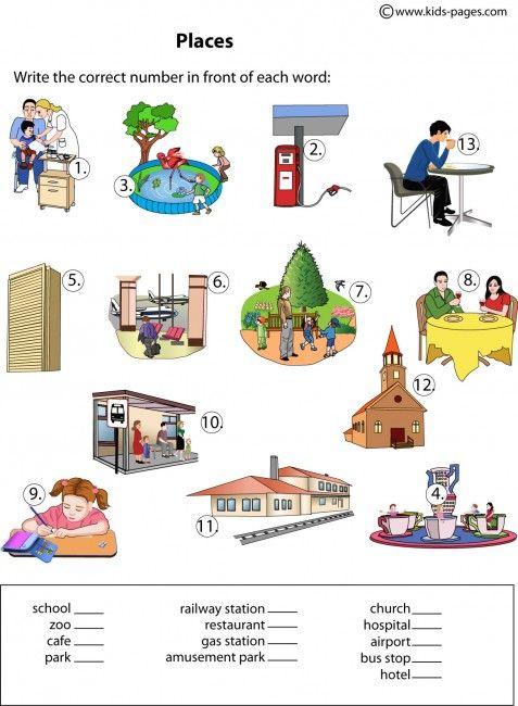 39 Best Places  Spl Images On Free Worksheets Samples