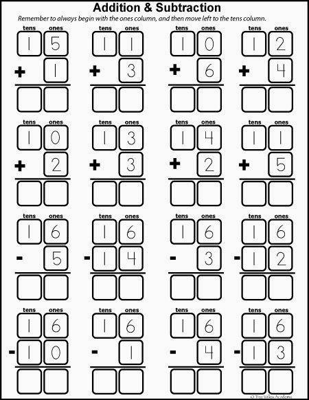 48 Unique Kindergarten Math Worksheets To Print Image