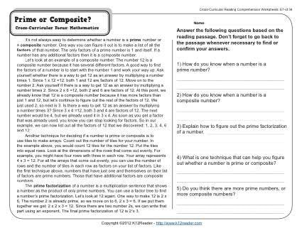 5 Th Grade Reading Comprehension Worksheets Achievable Visualize