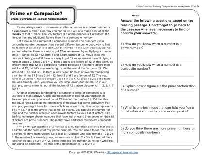 5th Grade Reading Comprehension Worksheets Free Worksheets For All