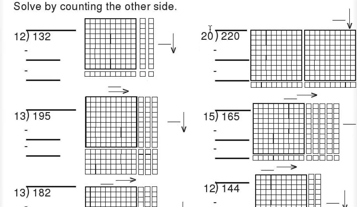 Addition Blocks Worksheets The Best Worksheets Image Collection