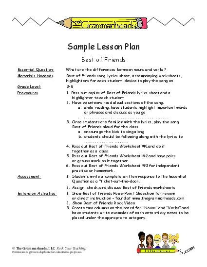 Adverbs Worksheet Packet And Lesson Plan