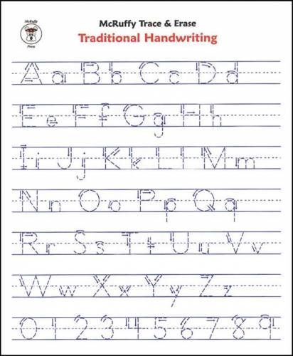 Agreeable Alphabet Handwriting Worksheets About 7 Best Number