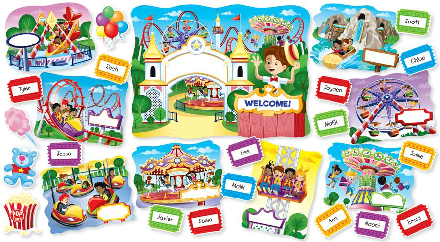 Best Ideas Of Amusement Park Worksheets For Your Job Summary