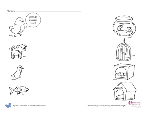 Captivating Printable Worksheets On Pets In Pets 3s Printables