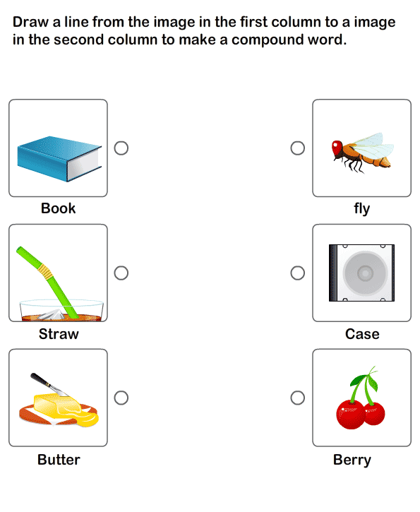 Compound Words Worksheet 16