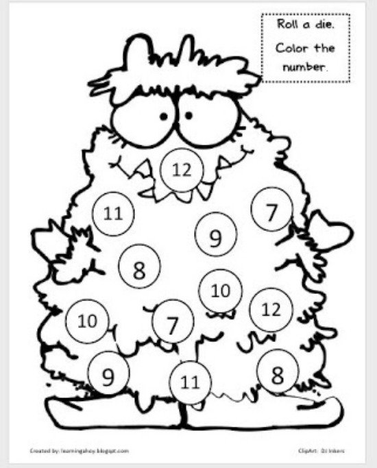 Cool Math Worksheet Worksheets For All