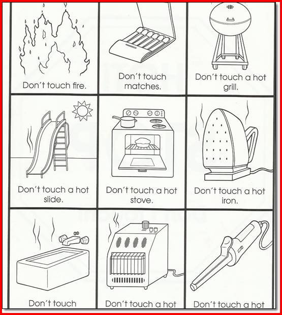 Fire Safety Lesson Plans For Preschoolers