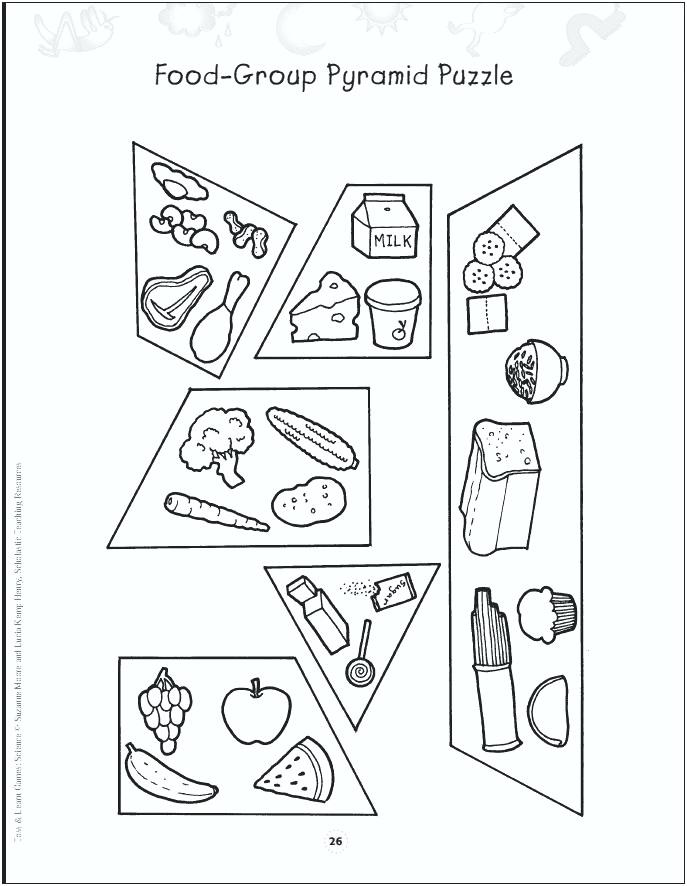Food Pyramid Worksheets Food Pyramid Worksheets Food Guide Pyramid