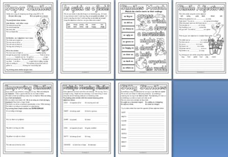 Free Ks2 Literacy Resource