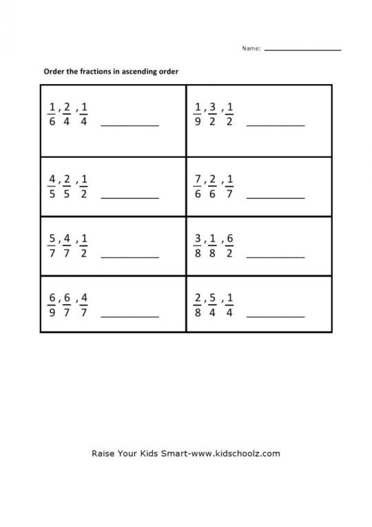 Freeion Worksheets Multiplyingions By Integer Grade And Dividing
