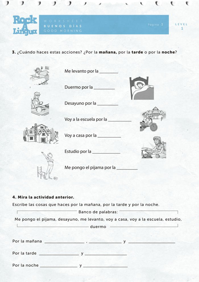 Greet In Spanish Images