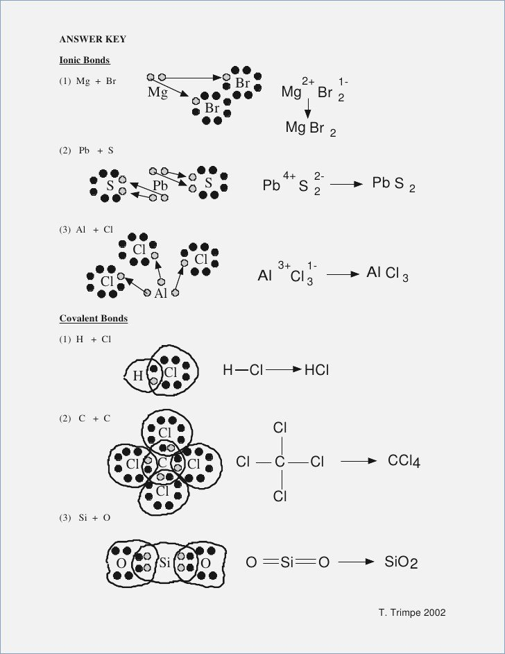 Ionic Bonding Worksheet Page 38 Answers – Careless Me