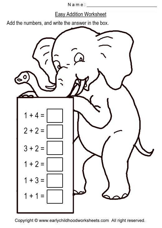 Kindergarten Worksheets To Print Worksheets For All