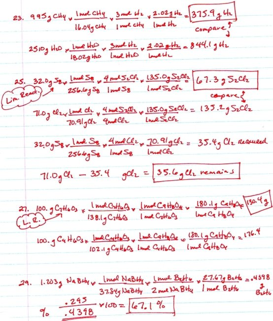 Limiting Reagent Worksheet Knowledge Rehearsal Print Limiting