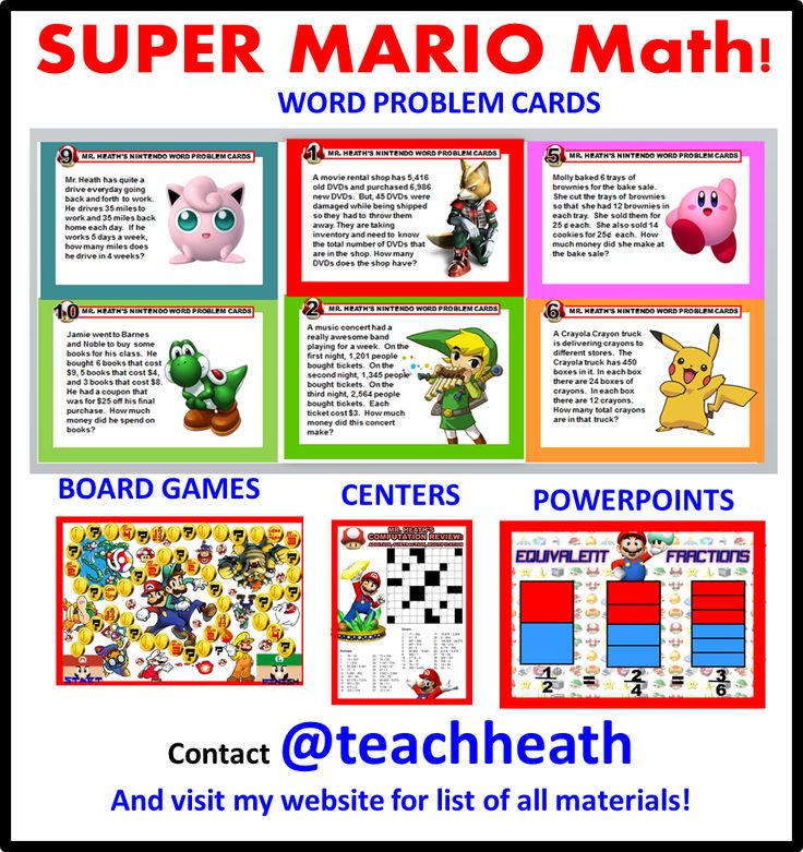 Mario Math Worksheets 815 Best Cuadernos Images On Free Worksheets Samples