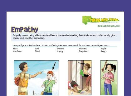 New Empathy Worksheet Helps Develop Emotional Intelligence