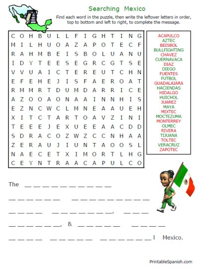Remarkable Printable English Worksheets For Spanish Speakers On