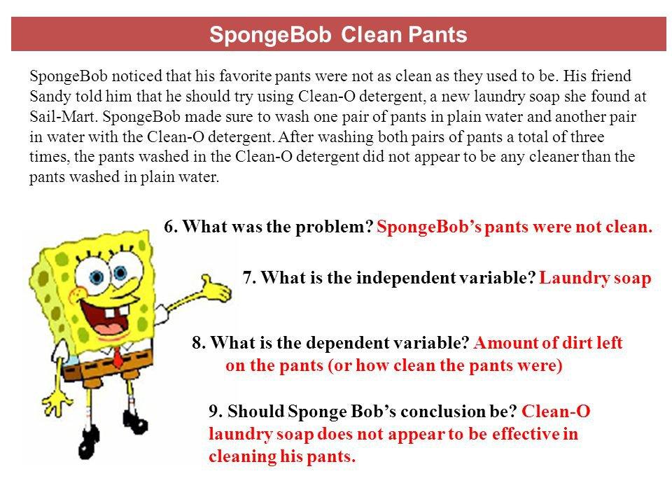Scientific Method Spongebob Worksheets The Best Worksheets Image