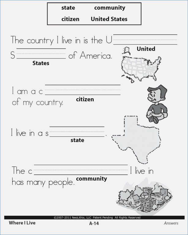 Social Studies Worksheets For 1st Grade – Gogoheaven Me