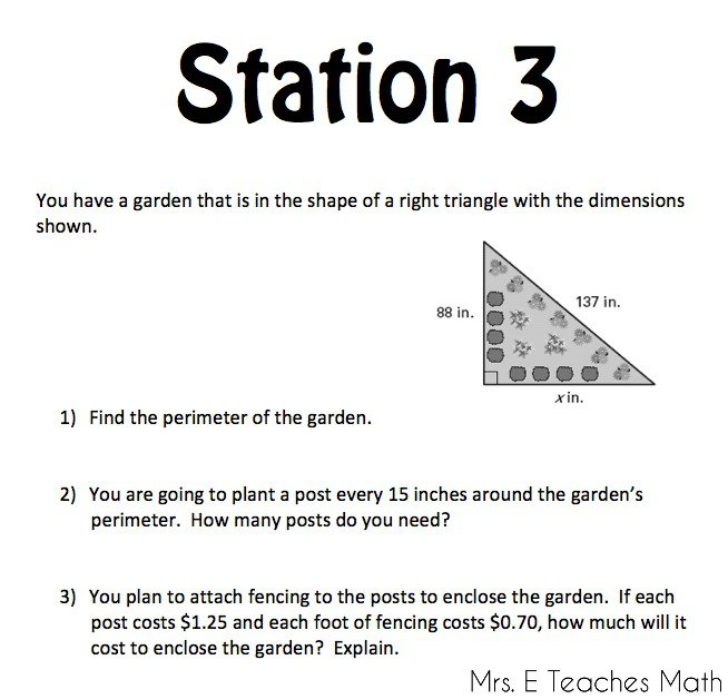 Special Right Triangles Worksheet Word Problems