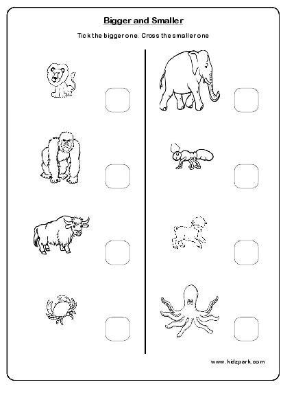 Teaching Worksheets For Kindergarten