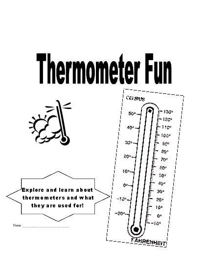 Thermometer Fun