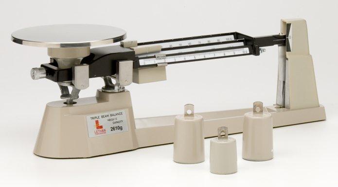 Triple Beam Balance Scale Mb2610