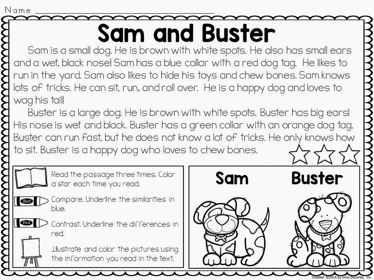 Unique 1st Grade Reading Worksheets Inspirational Pare And