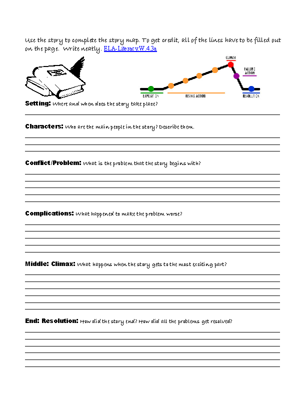 Writing Worksheets Grade The Best Worksheets Image Collection
