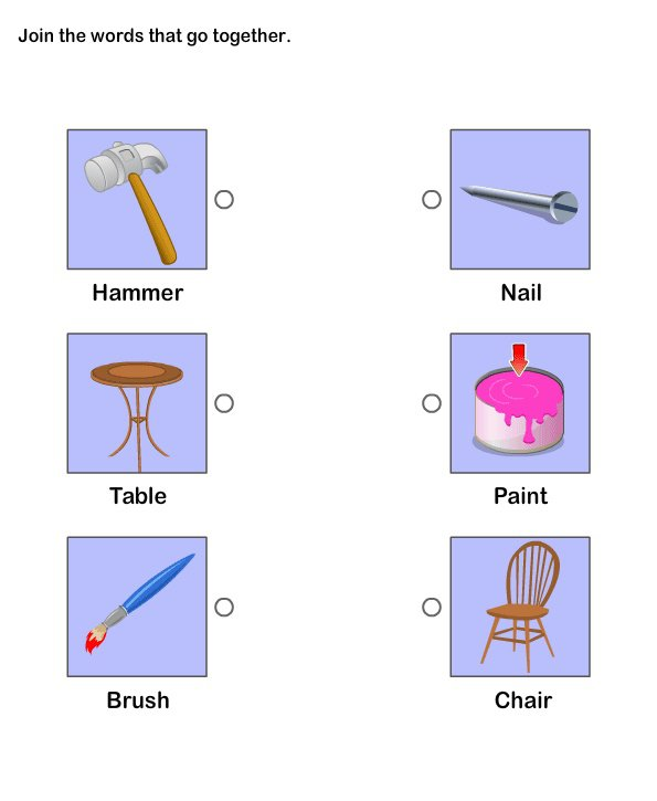 11 Best Things That Go Together Images On Free Worksheets Samples