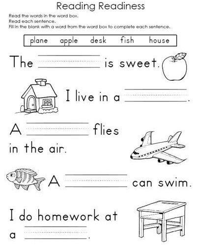 20 Beautiful 1st Grade Phonics Worksheets