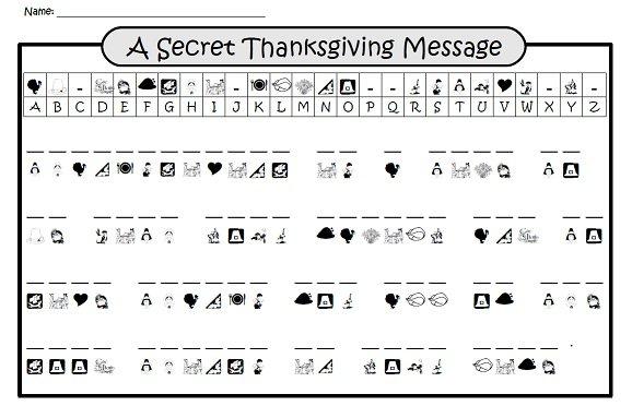 66 Free Thanksgiving Worksheets Worksheet