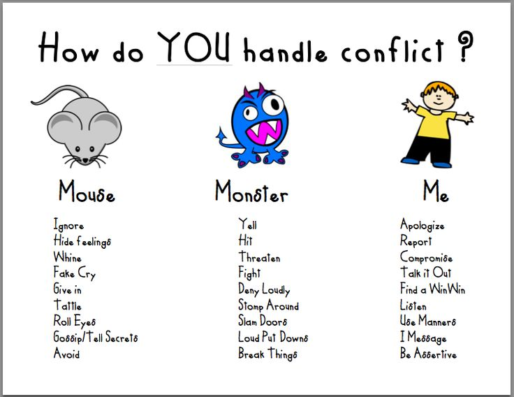 80 Best Counseling Conflict Resolution Images On Free Worksheets Samples