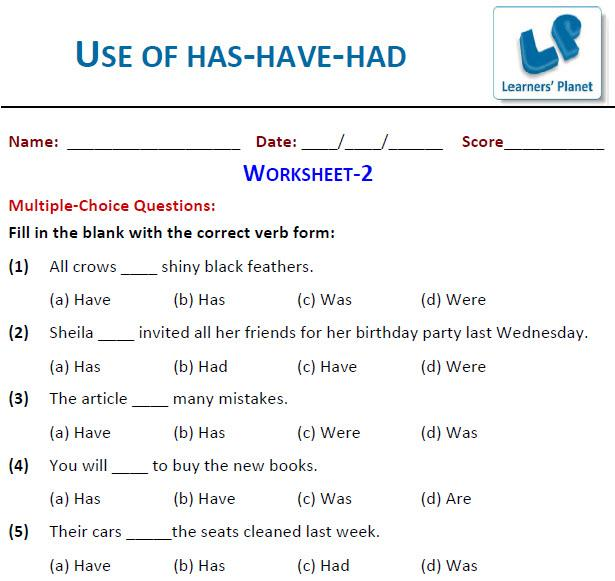 Amusing Free Worksheets For Grade 1 English Grammar For Grade 4