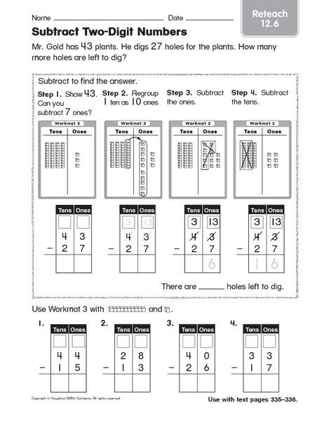 Base Ten Math Worksheets Fresh Adding Using Base Ten Blocks