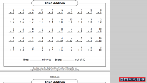 Collection Of Division Practice Super Teacher Worksheets