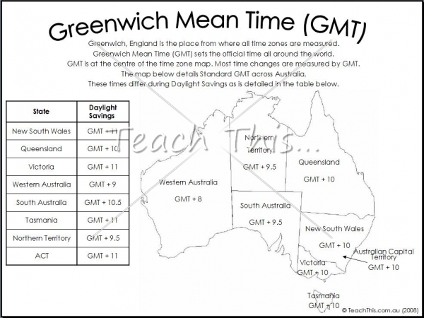 Collection Of Time Zone Math Worksheets